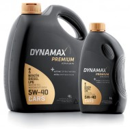 DYNAMAX ULTRA PLUS PD 5W40 4L