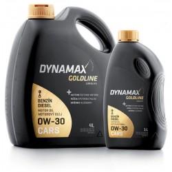 DYNAMAX GOLDLINE LONGLIFE 0W30 1L